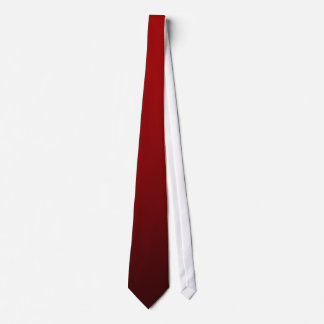 Faded Red Neck Tie