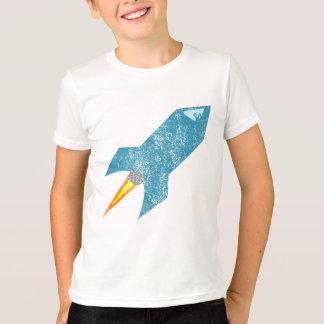 Faded Retro Rocket Shirt