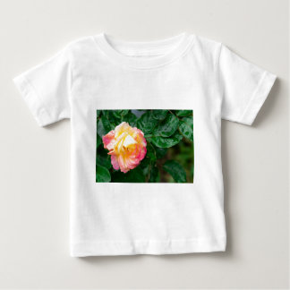 Fading autumn rose baby T-Shirt