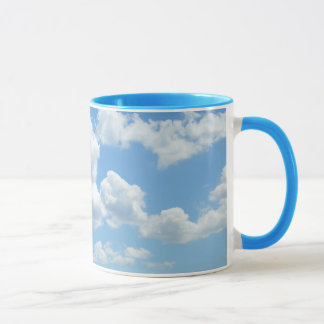 Fading Blues Mug