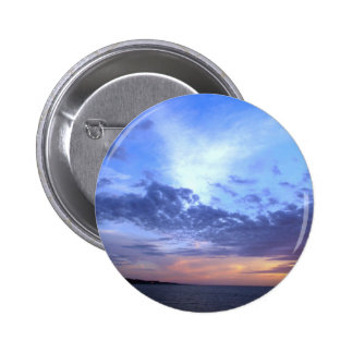 Fading into Dusk 2 Inch Round Button