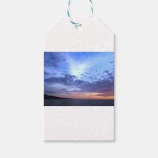 Fading into Dusk Pack Of Gift Tags