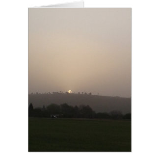 Fading Sun 2 Card