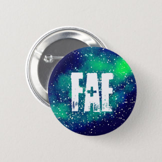 Fae Customizable Galaxy Identity 2 Inch Round Button