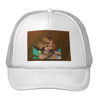 Fae Girl  Baseball Hat