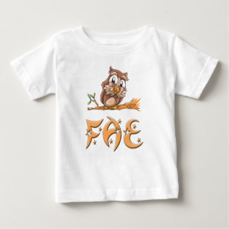 Fae Owl Baby T-Shirt
