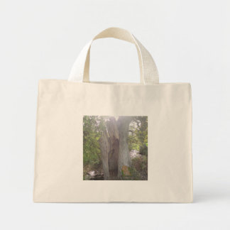 Faerie Door to a forgotten realm Mini Tote Bag