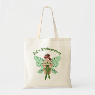 FAERIE ENCHANTMENT TOTE BAG