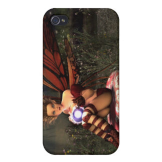 Faerie Fantasy  iPhone 4/4S Covers