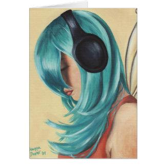Faerie Funk #3 - Notecard