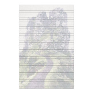 Faerie Glen Castle Optional Lines Paper