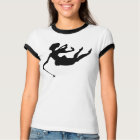 Faerie Godmother Silhouette T-Shirt