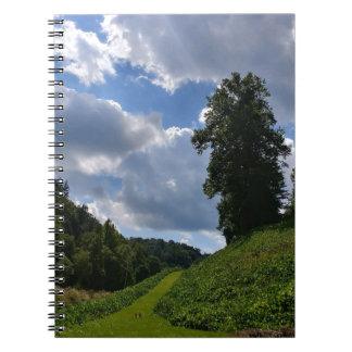 Faerie Hill Notebook