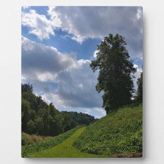 Faerie Hill Plaque