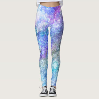 Faerie: Hit Grey, Polar, Amulet, Opal Leggings