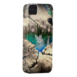 Faerie in Elven Pond iPhone 4 Case-Mate Cases