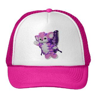 Faerie Kitty (pink) Trucker Hat