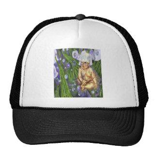 Faerie Lily Trucker Hat
