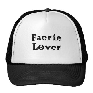Faerie-Lover Hats