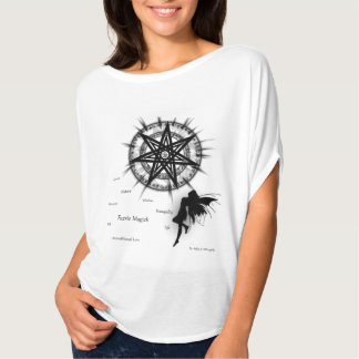 Faerie Magick Flow Top