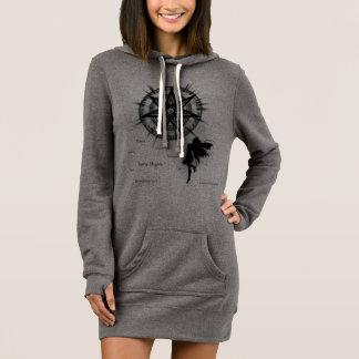Faerie Magick Hoodie Dress