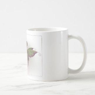 Faerie of Adolescence Classic White Coffee Mug
