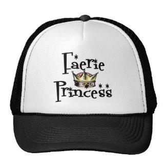 Faerie-Princess Mesh Hats