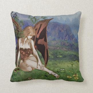 Faerie Throw Pillows