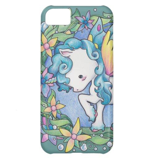 Faerie Unicorn iPhone 5C Cover