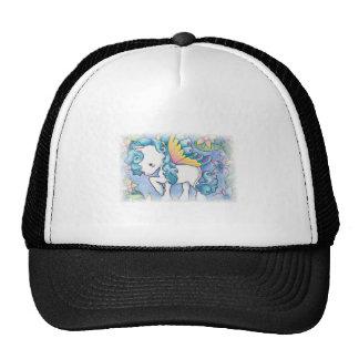 Faerie Unicorn Trucker Hats