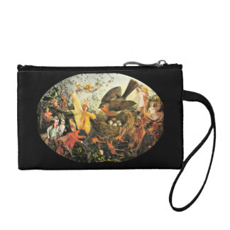 Faeries and the Robin Coin Purses