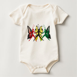 Faeries Baby Bodysuit