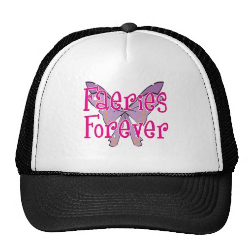 Faeries-Forever Mesh Hats