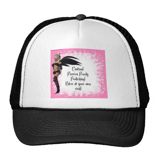 Faeries Freely Frolicking Trucker Hat