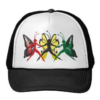 Faeries Mesh Hats