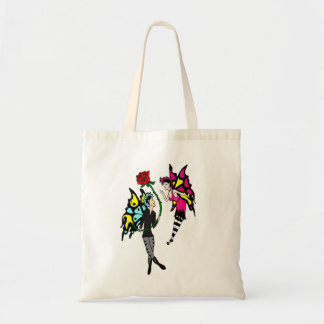 Faeries in Love Budget Tote Bag