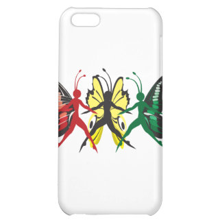Faeries Cover For iPhone 5C