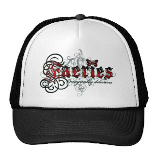 Faeries Magically Delicious Mesh Hat