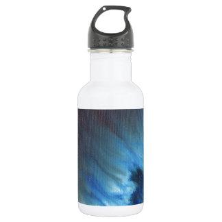 Faerie's Night Flight Abstract 18oz Water Bottle