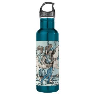 Faeries on Horseback 24oz Water Bottle