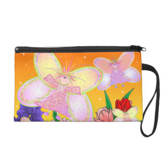 Faeries Purse wristlet