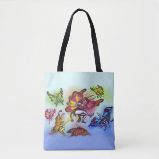 Faerries Tote Bag