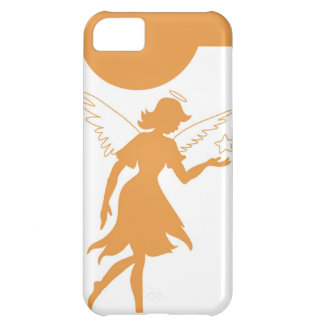 Faery Angel Holding Star iPhone 5C Case
