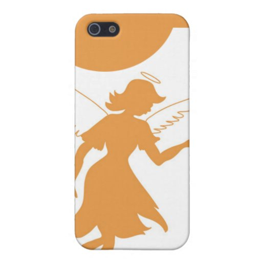 Faery Angel Holding Star Case For iPhone 5