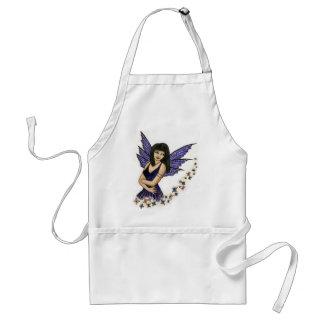 faery butterflies adult apron