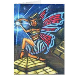 Faery Egyptia Card