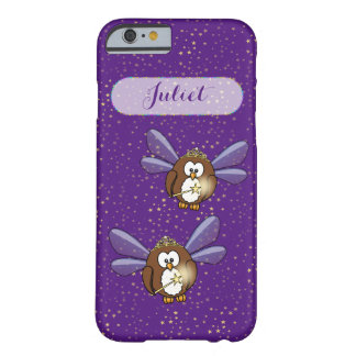 faery owl barely there iPhone 6 case