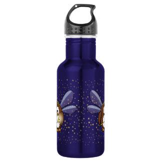 faery owl 18oz water bottle