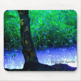 Faery Pool, by ginger barritt Mouse Pad