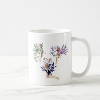 Faery Trio, Add Your Name Coffee Mug